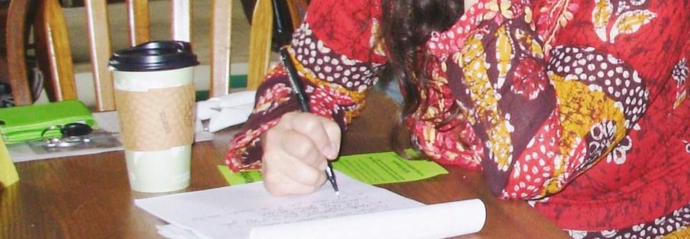 Whitney Writing